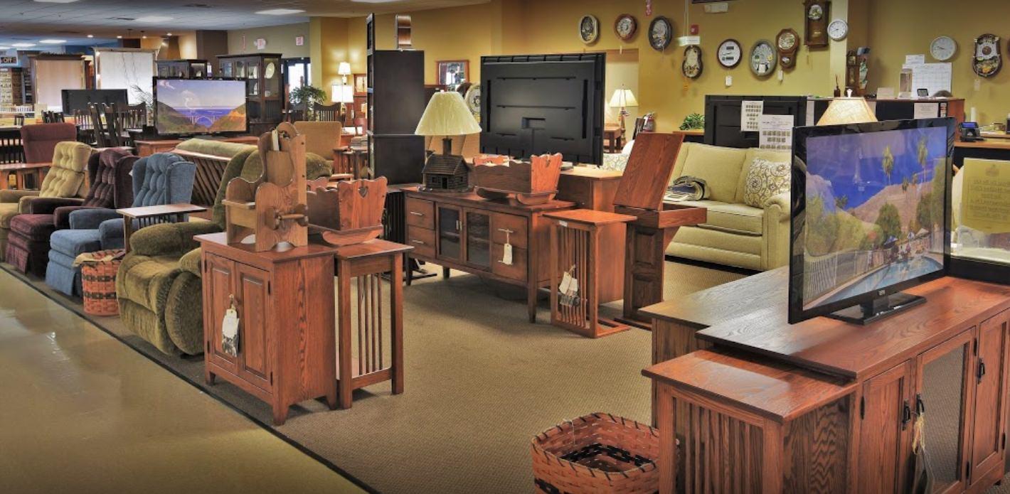 amish furniture of bristol interior living room furniture
