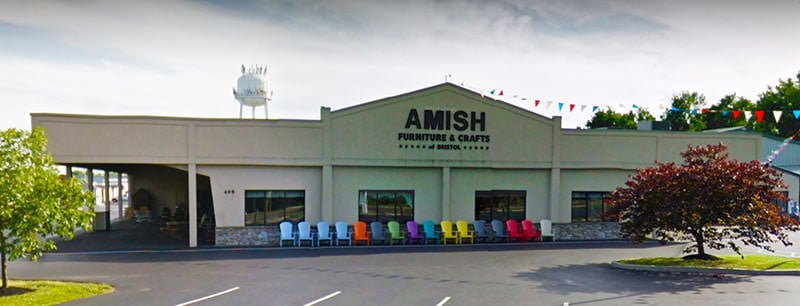 Amish Furniture Of Bristol Outside