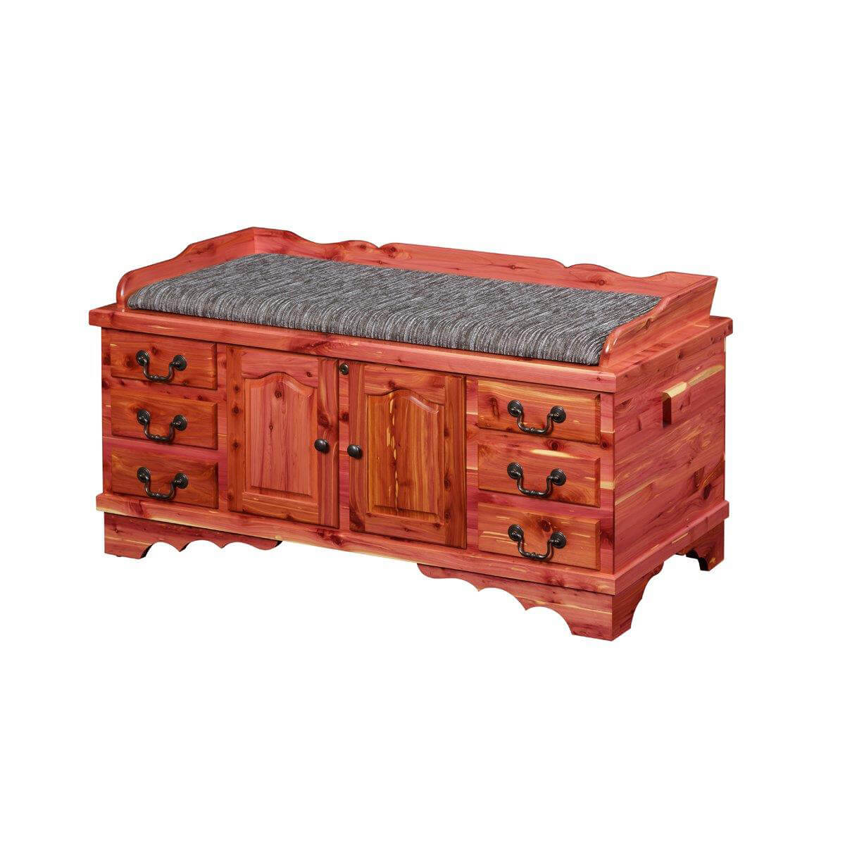 bedroom cedar chest