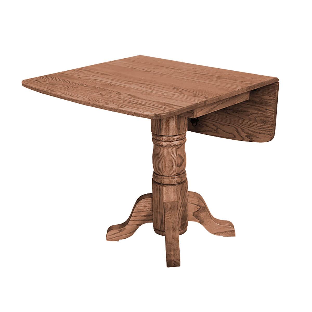 30 Inch X 40 Drop Leaf Table